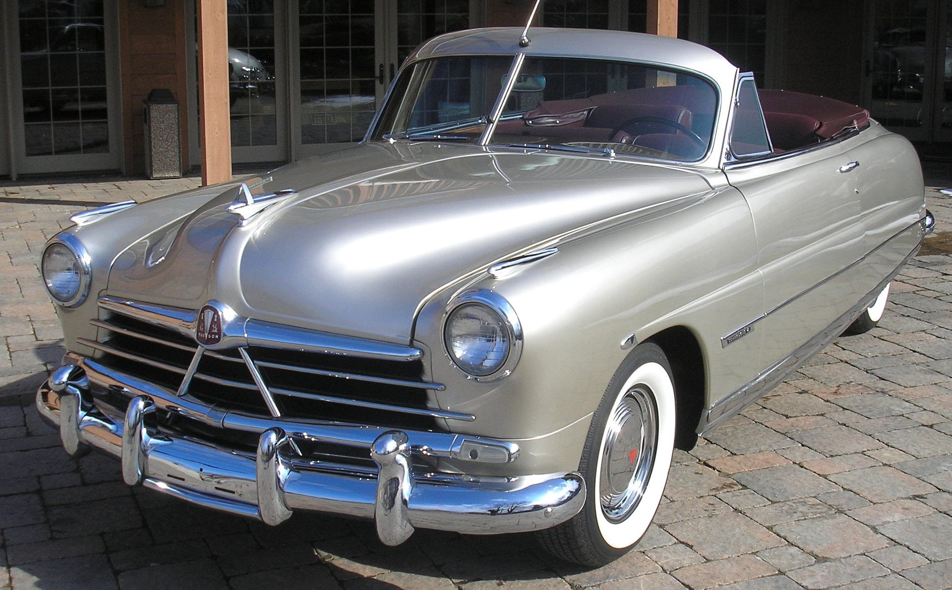 1950 hudson commodore 8