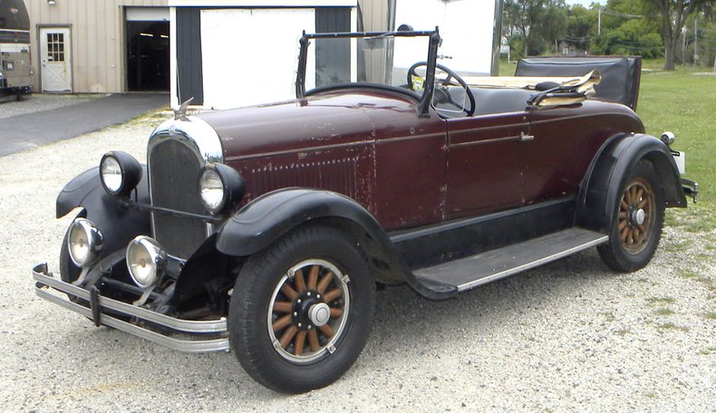 1928 Chrysler 62