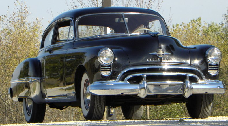 1949 Oldsmobile Rocket 88