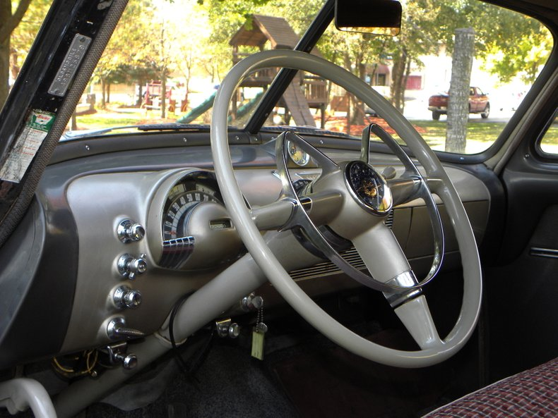 1949 Oldsmobile Rocket 88