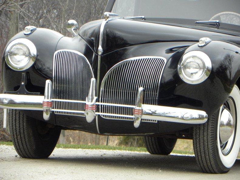 1941 Lincoln Continental