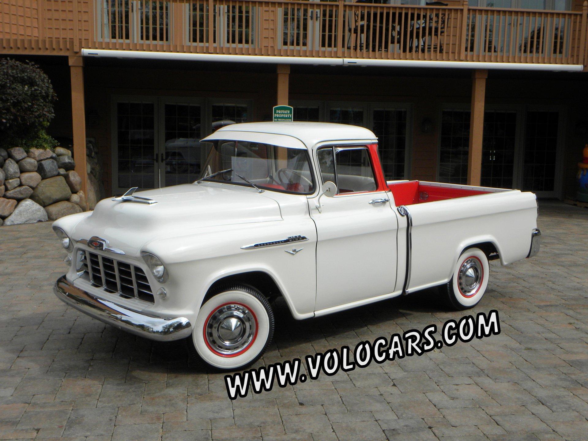 1956 chevrolet 3100 series