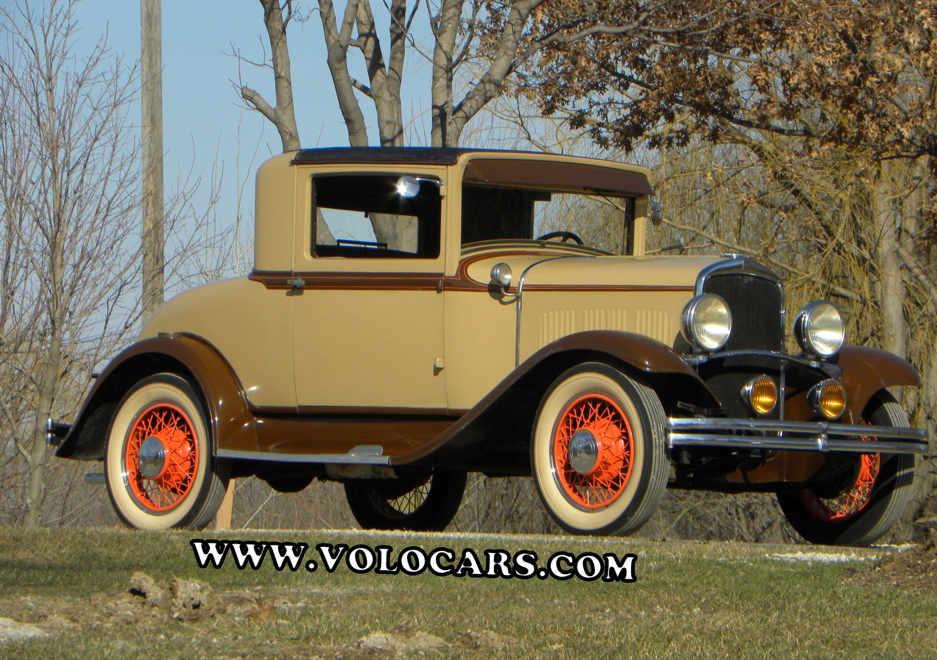 1929 desoto series k rumble seat coupe