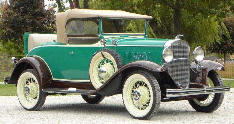1931 Chevrolet Independence
