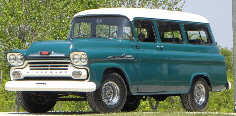 1958 Chevrolet Apache Volo Auto Museum