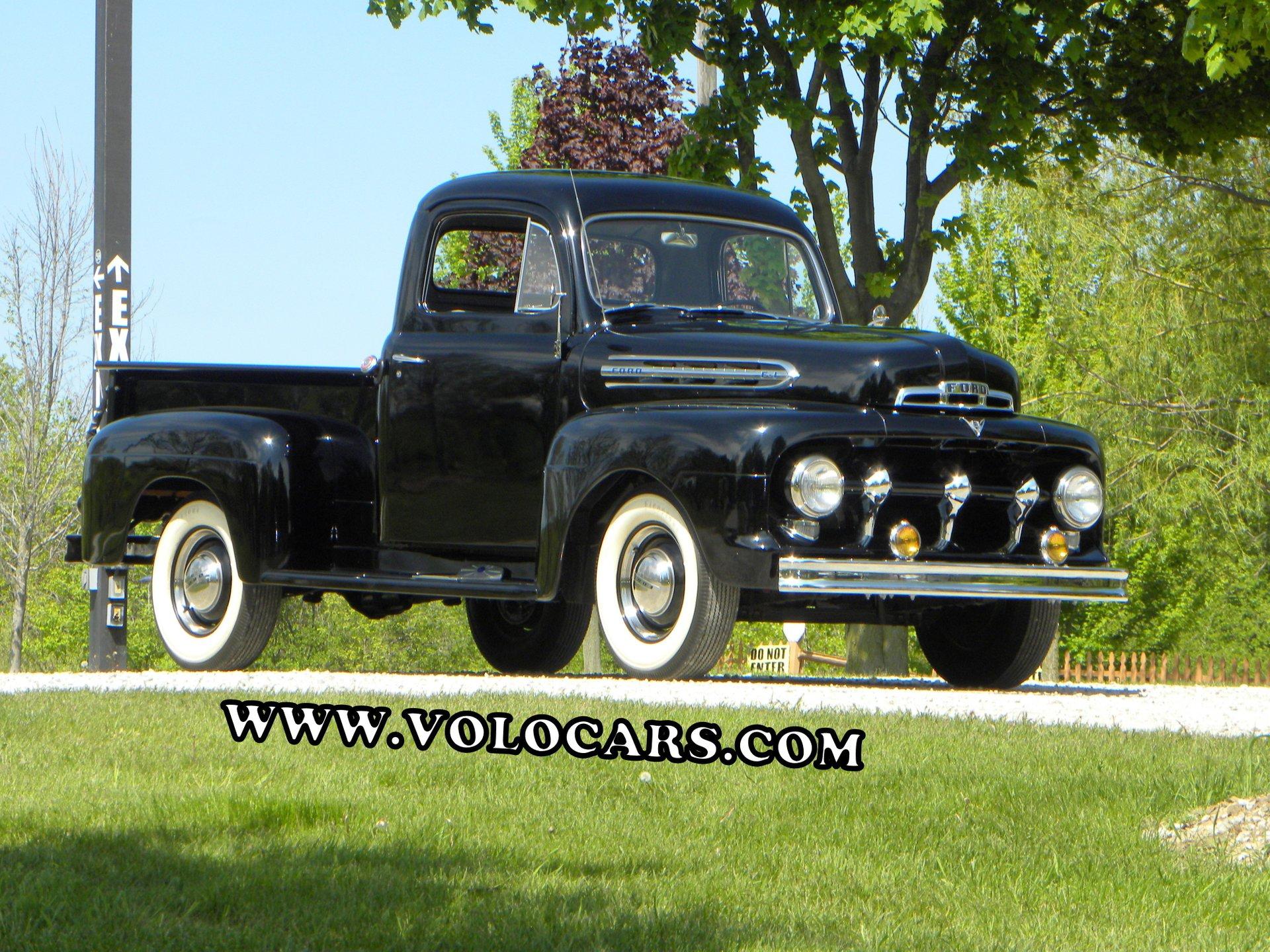1951 ford f1 stepside pickup