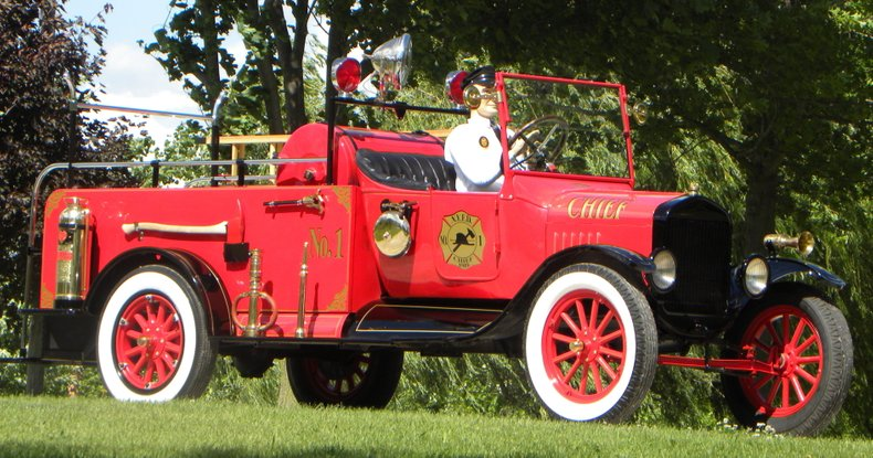 1919 Ford Model TT
