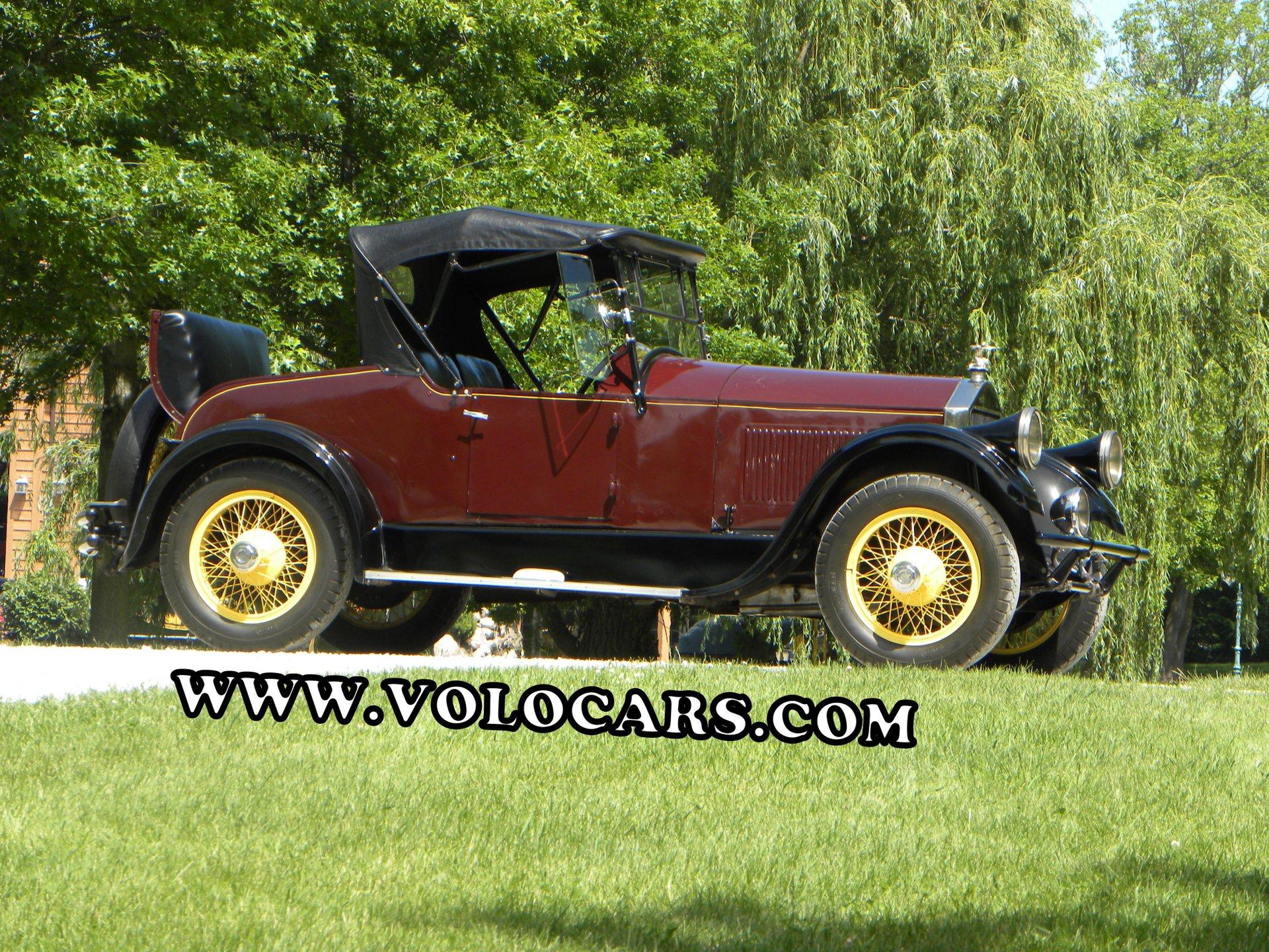 1926 pierce arrow series 80 roadster
