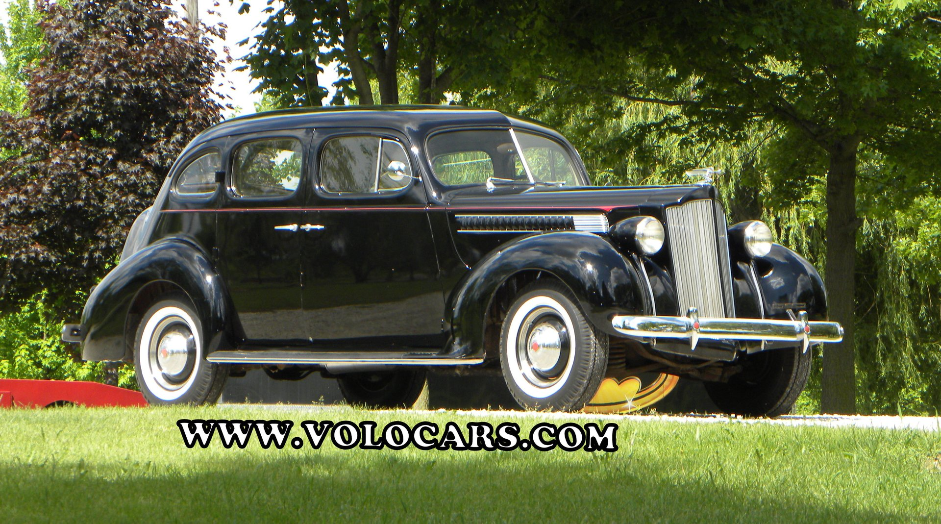 1939 packard 110 sedan series 1700