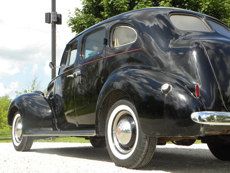 1939 Packard 110