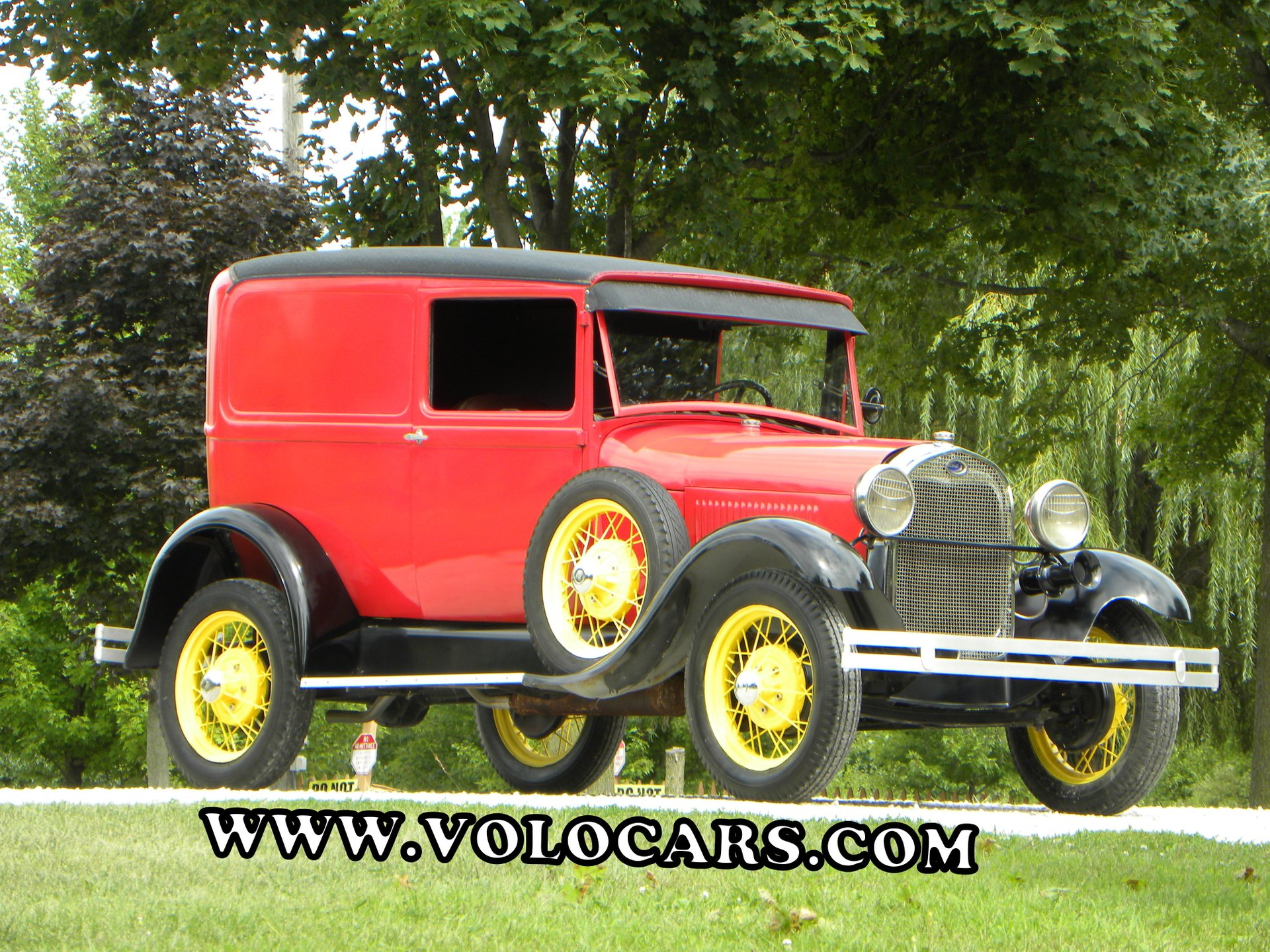 1928 ford model a sedan delivery