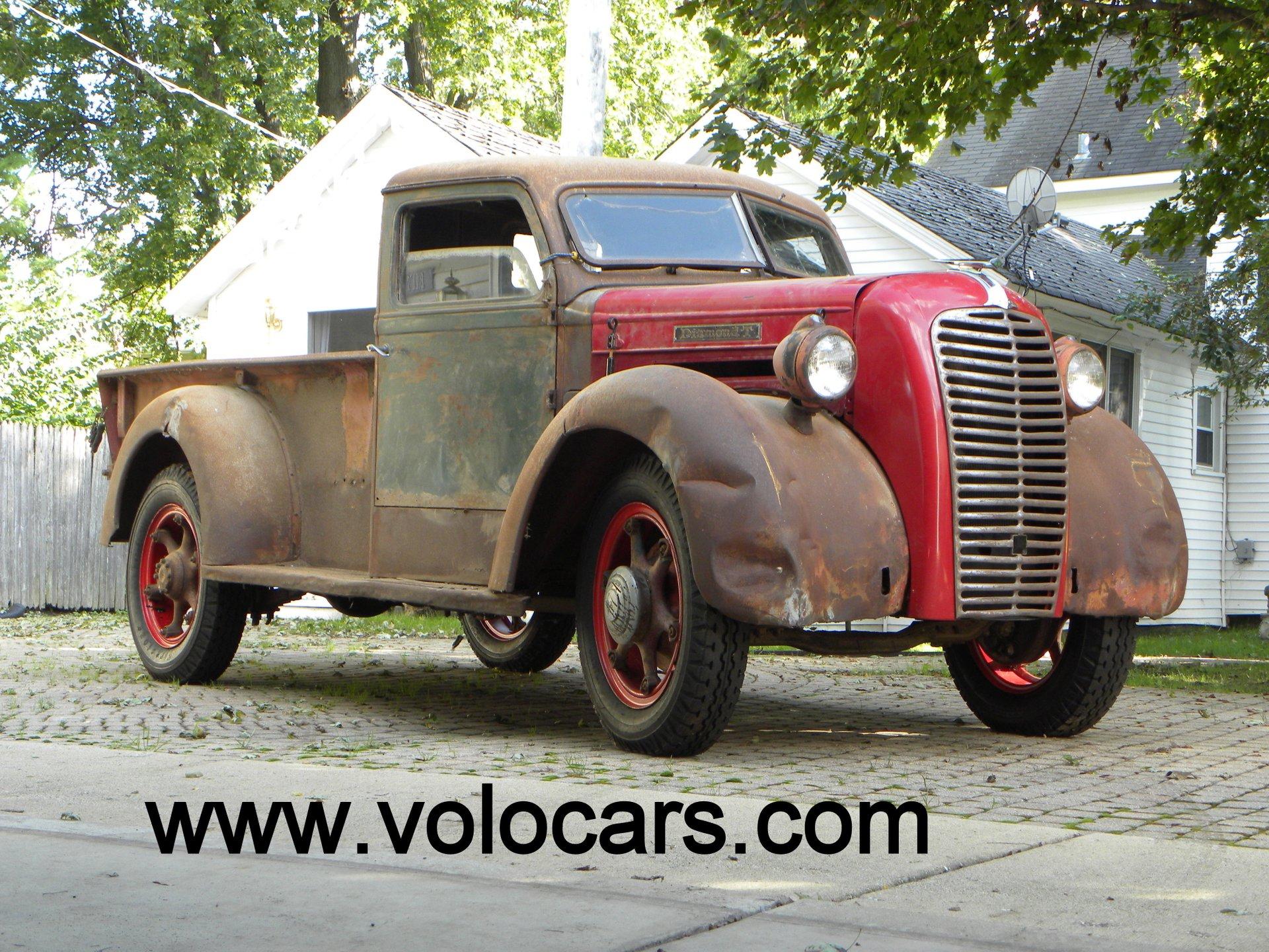 1938 diamond t model 80 s pickup