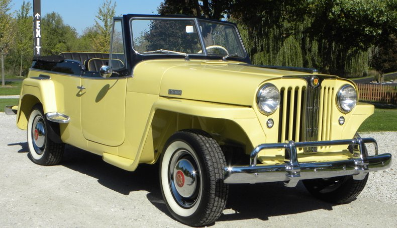 1949 Willys