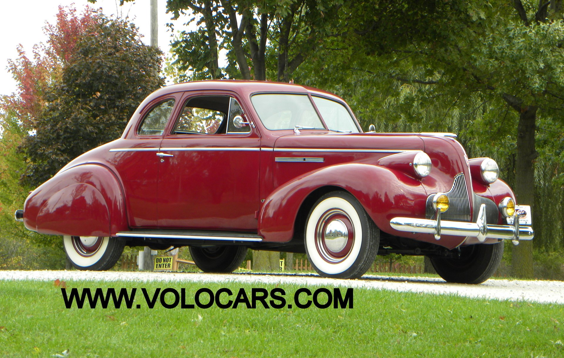 1939 buick 46s sport coupe