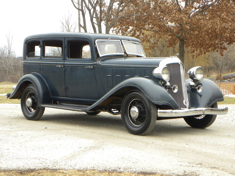 1933 Chrysler