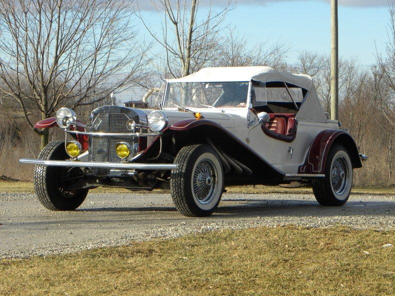 1929 Mercedes SSK