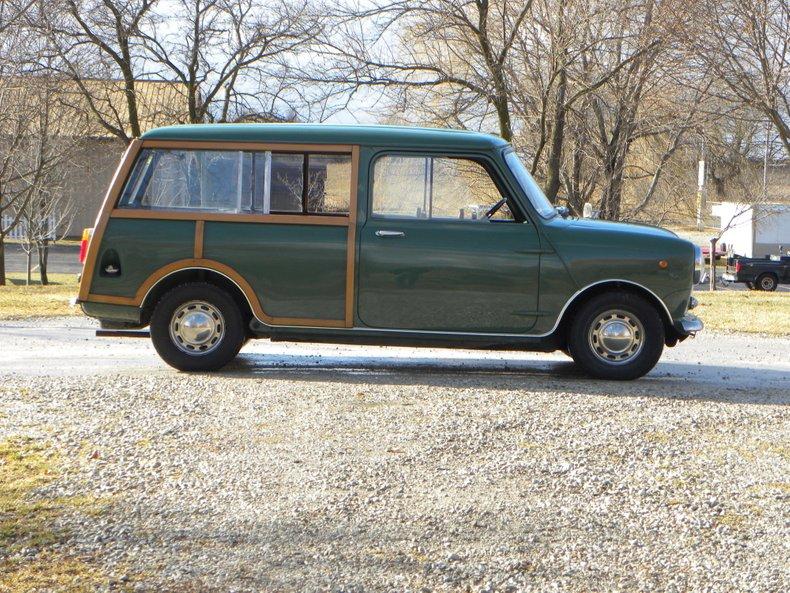 1967 Morris Minor