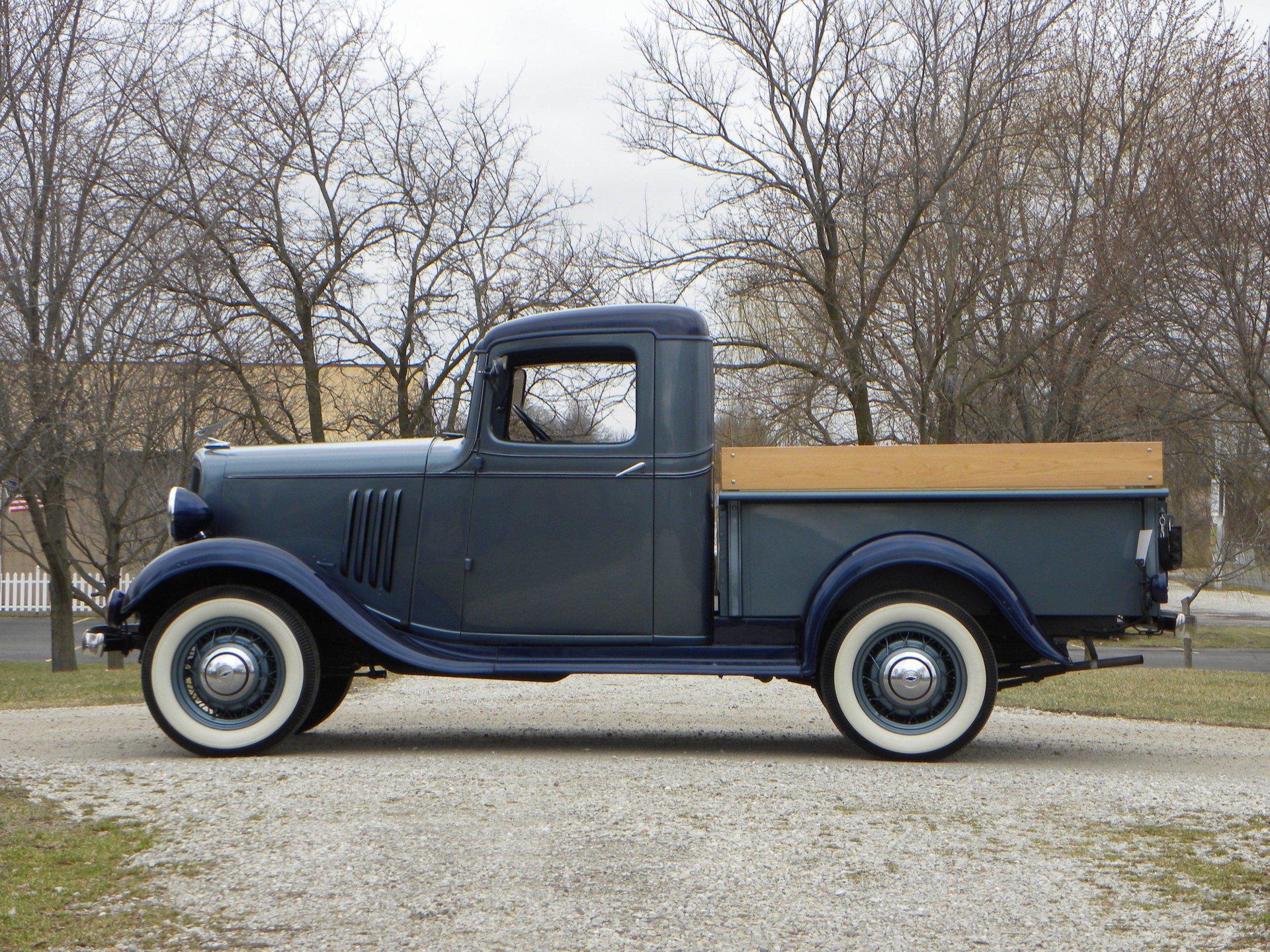 1934 chevrolet 1 2 ton deluxe pickup