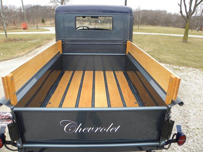 1934 Chevrolet 1/2 Ton