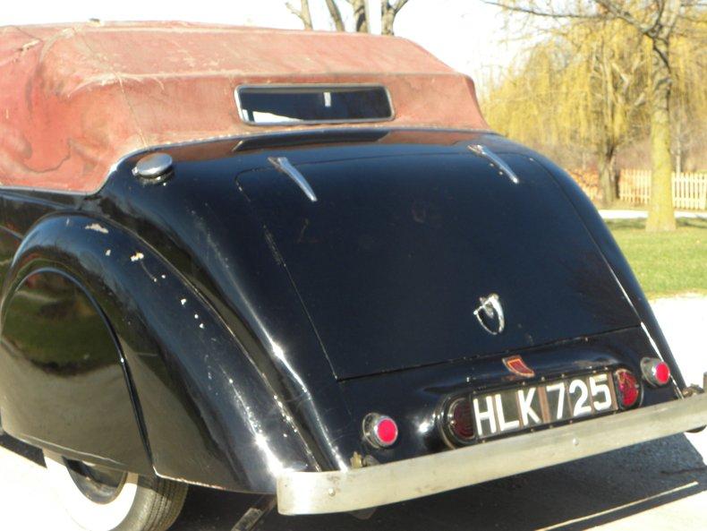 1946 Armstrong Siddeley