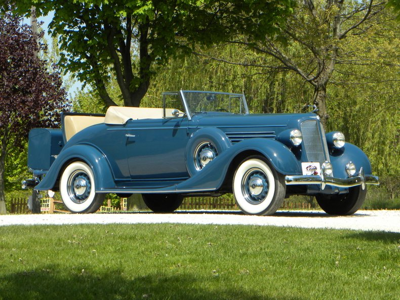 1935 Buick 46C