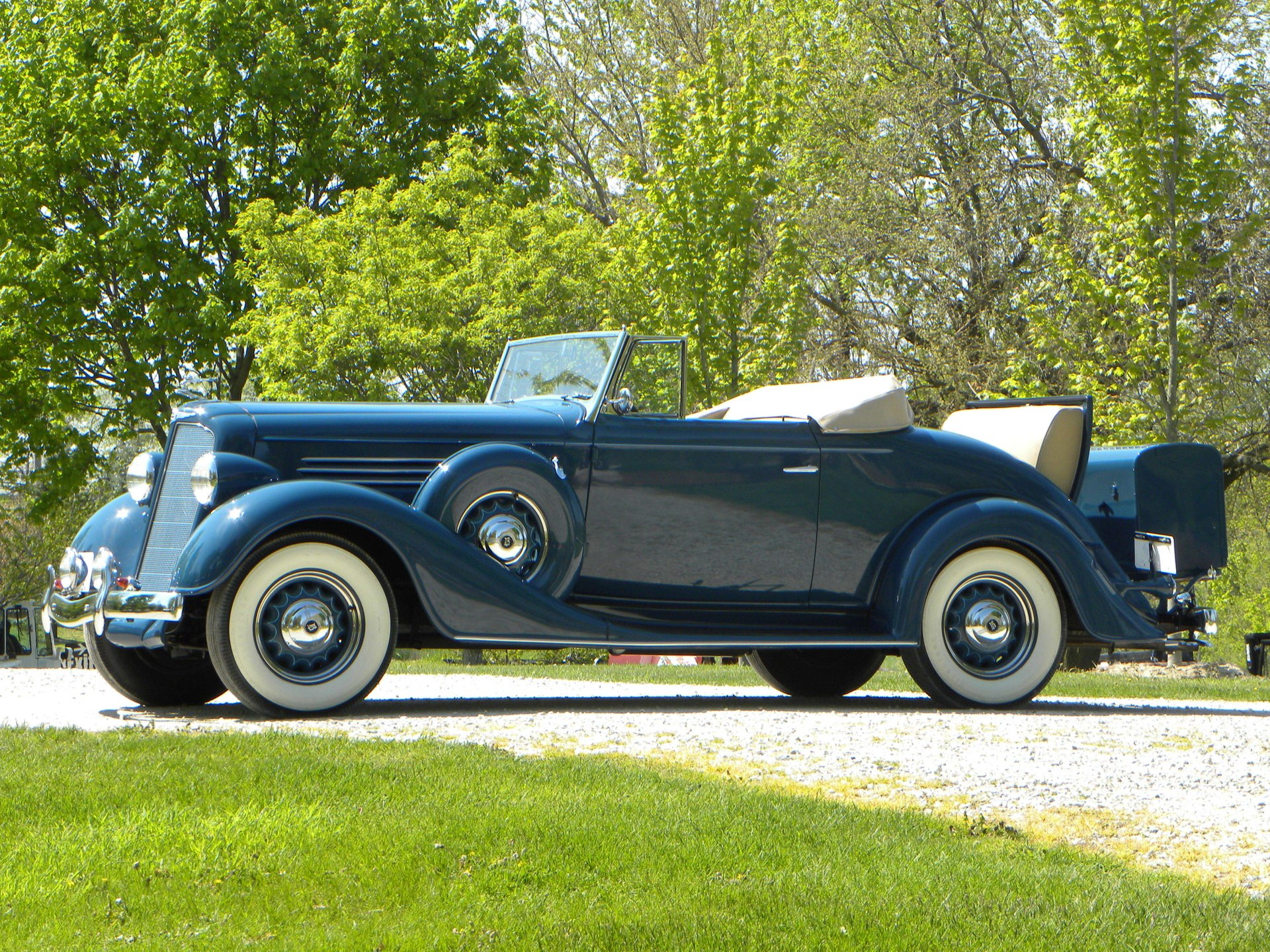 1935 buick 46c special convertible coupe