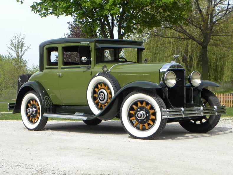 1929 Buick 6