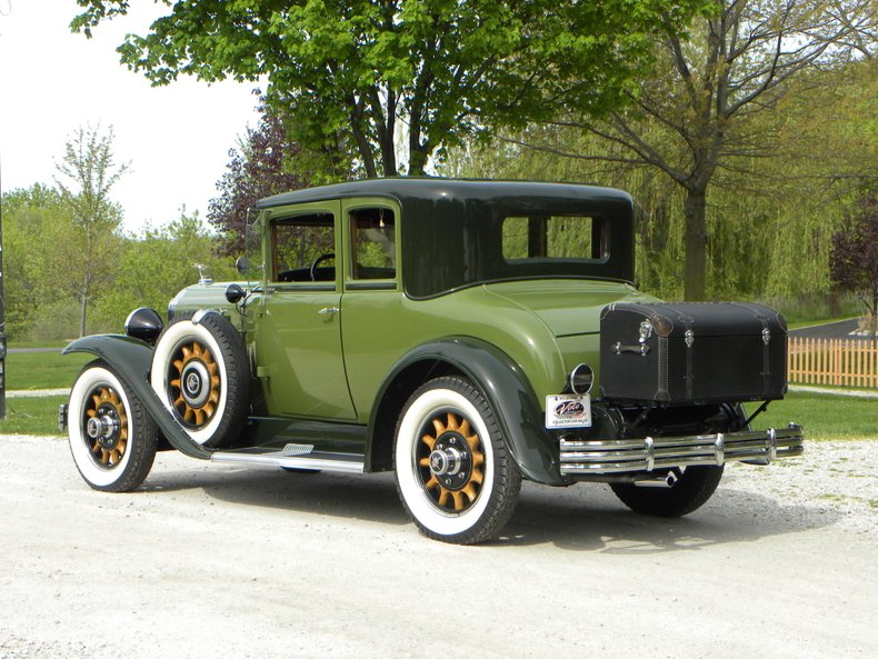 1929 Buick 25