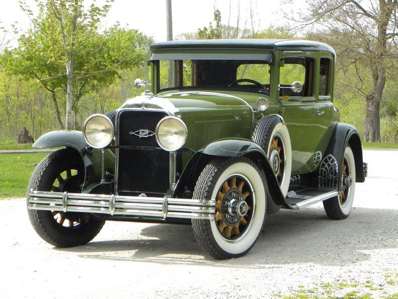 1929 Buick 52