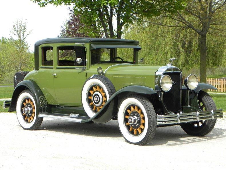 1929 Buick 55