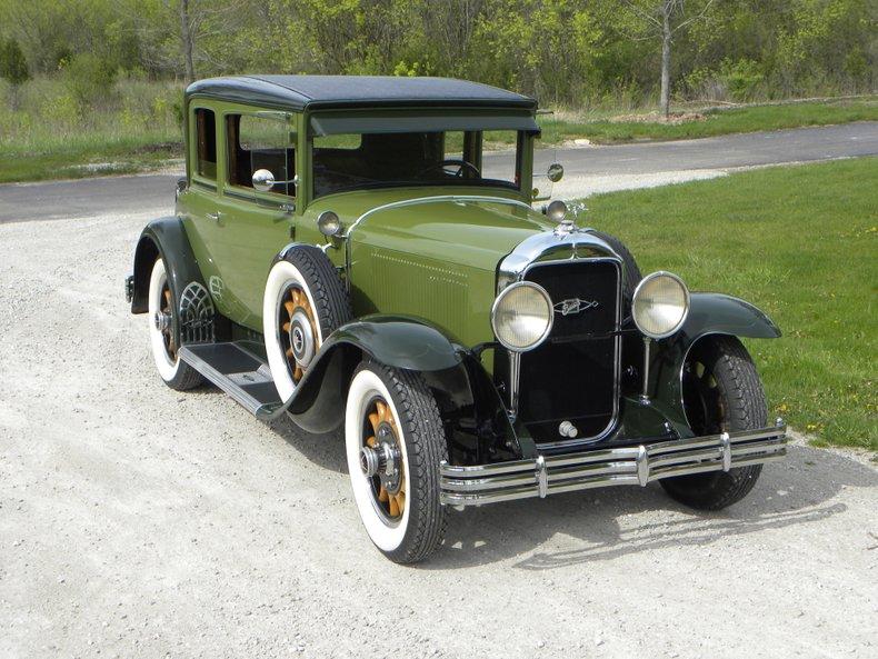 1929 Buick 57