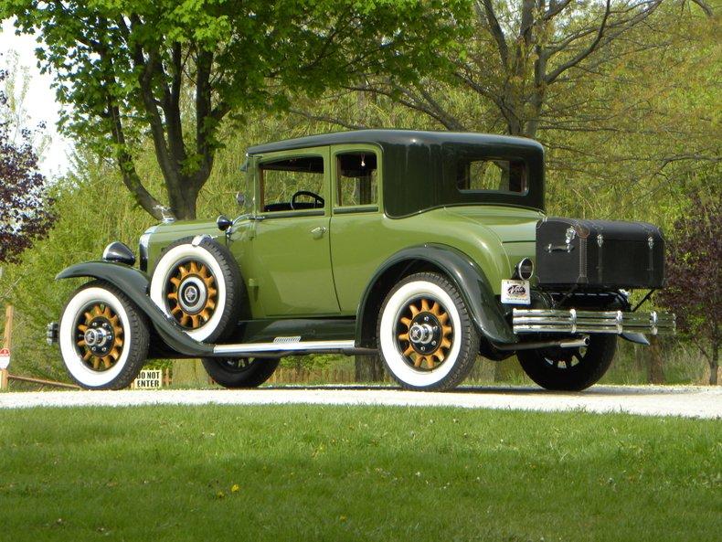 1929 Buick 73
