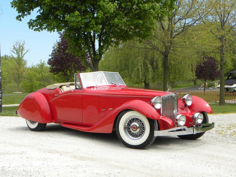 1934 Packard 1107 8