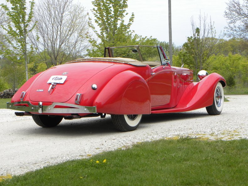 1934 Packard 1107 30