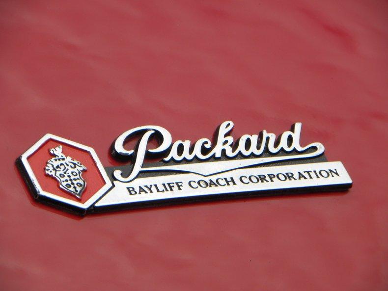 1934 Packard 1107 34