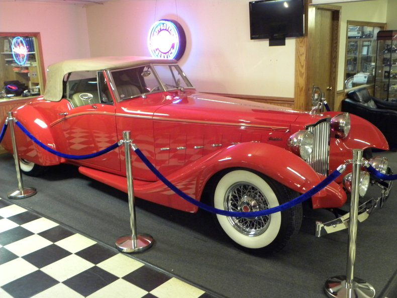 1934 Packard 1107 77