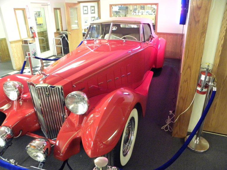 1934 Packard 1107 78