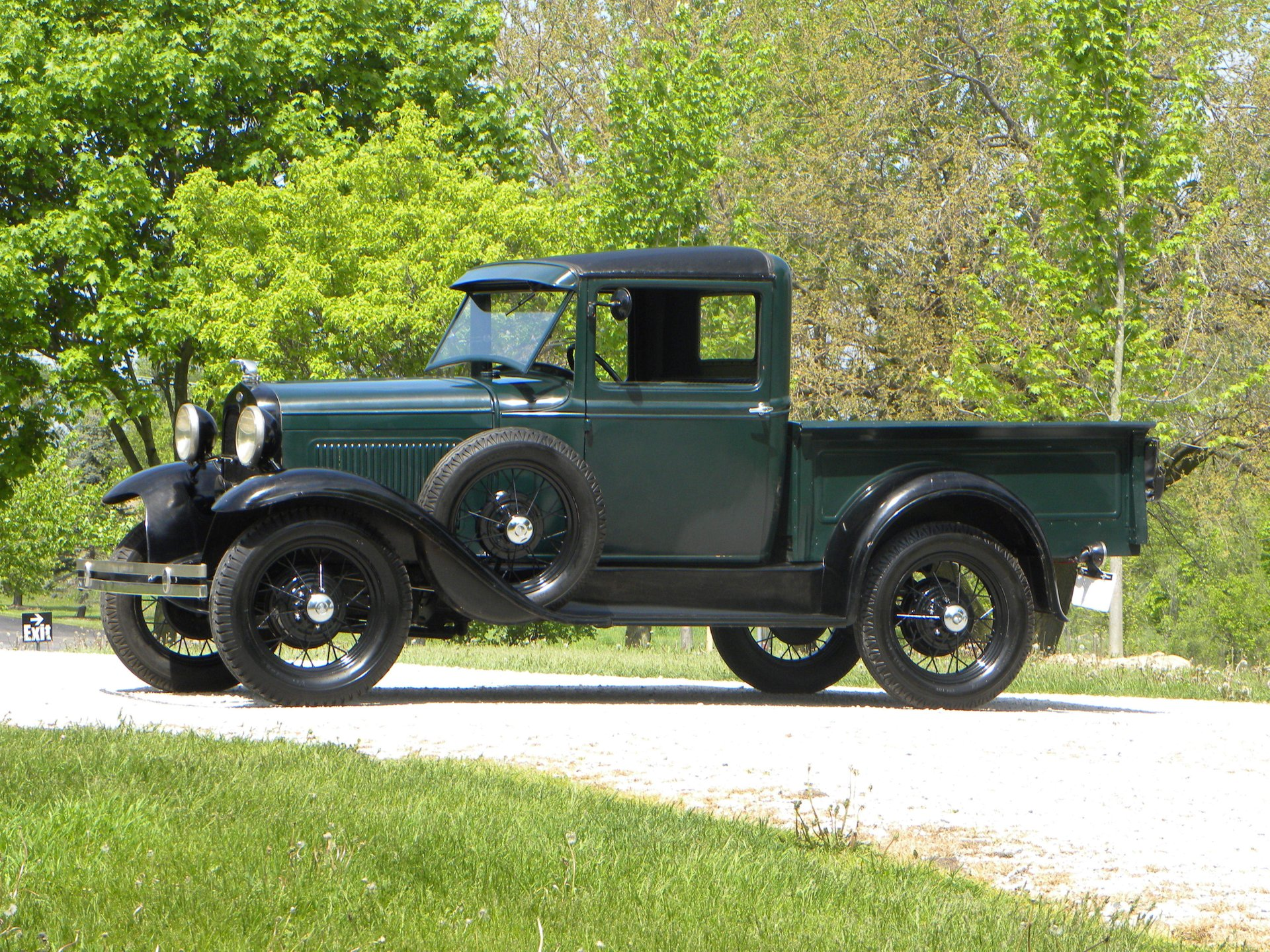 1931 ford model a pickup