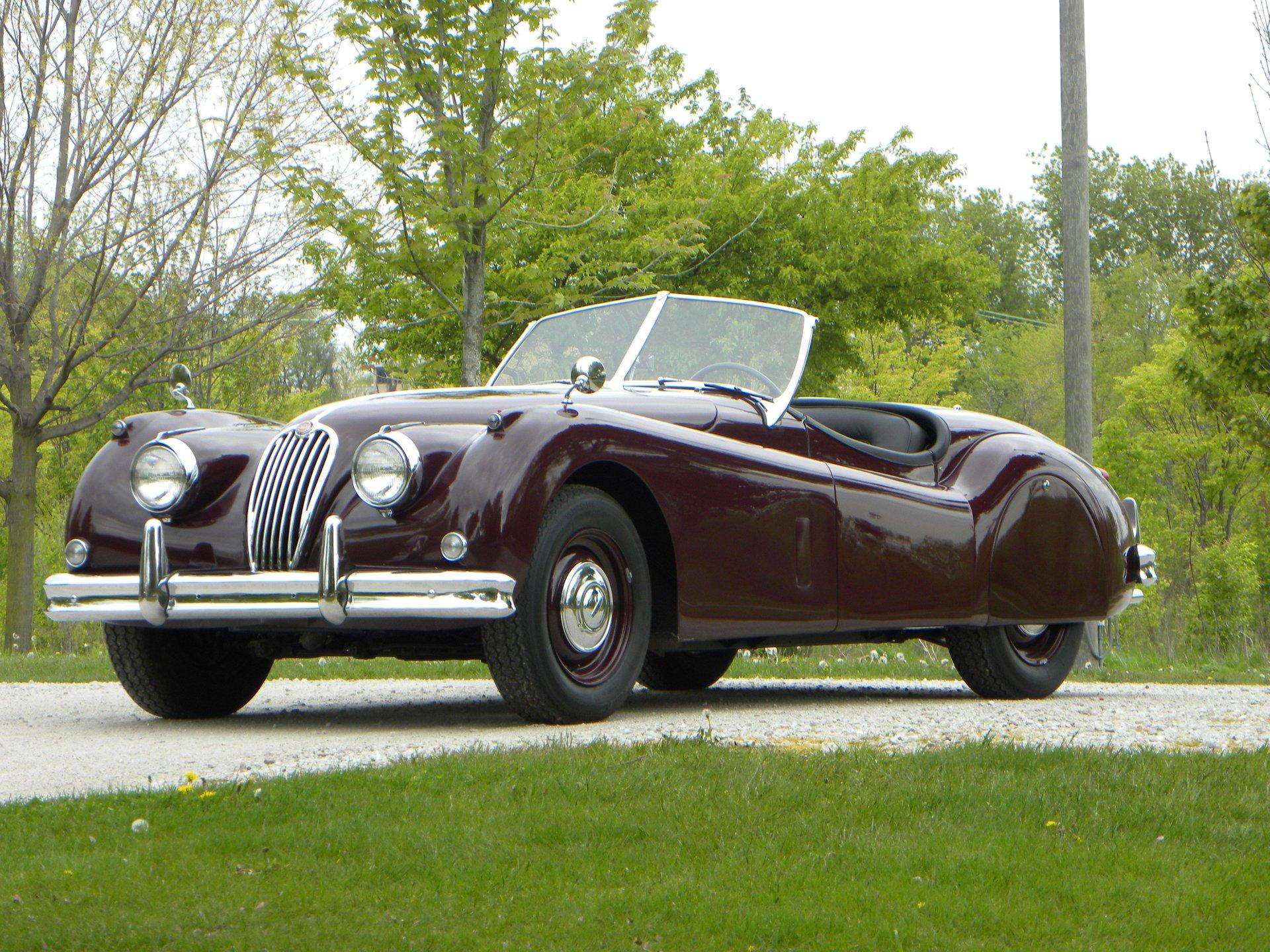 1955 jaguar xk 140 sport roadster
