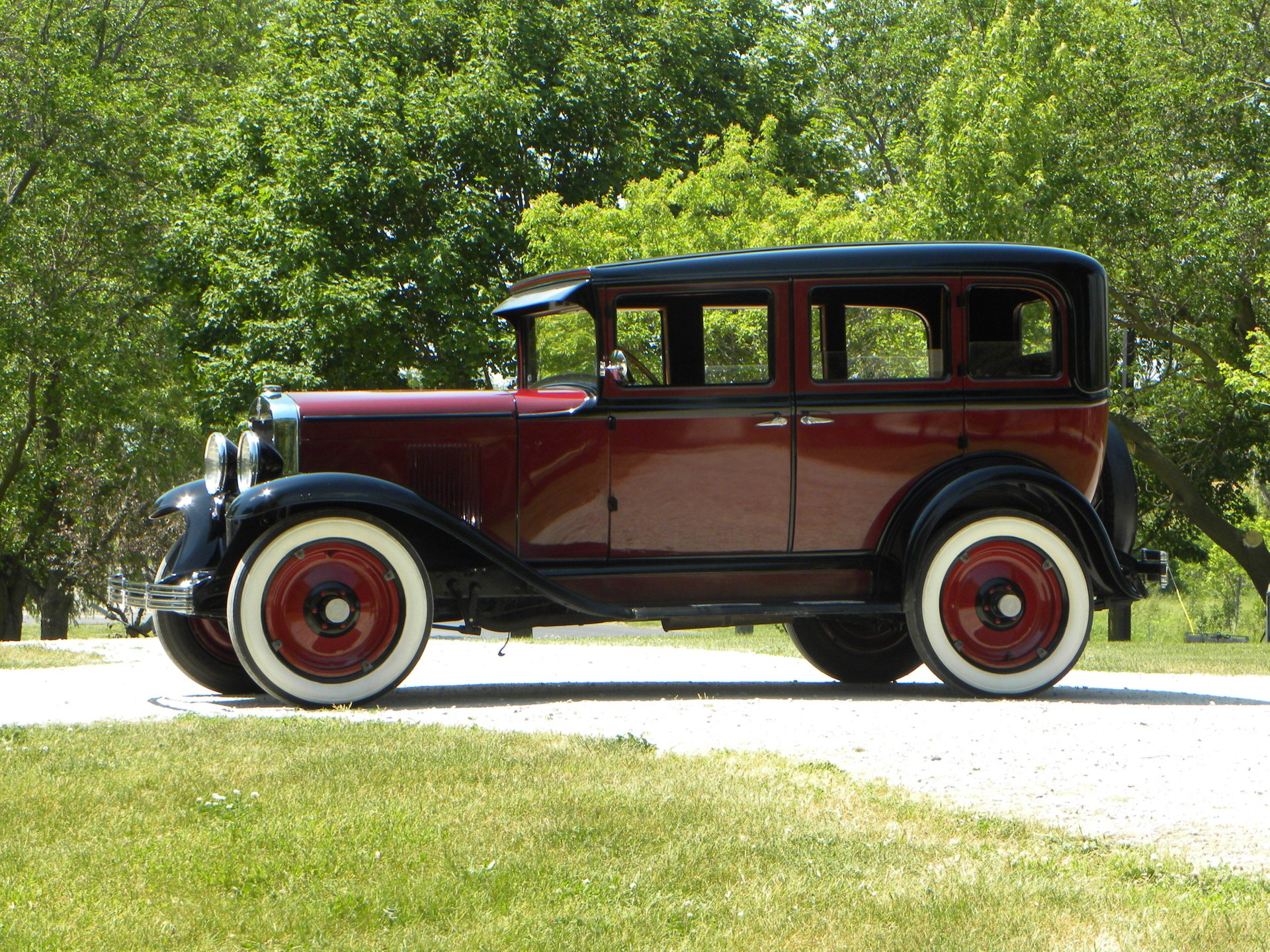 1929 chevrolet ac international sedan