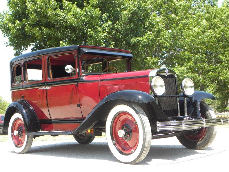 1929 Chevrolet AC