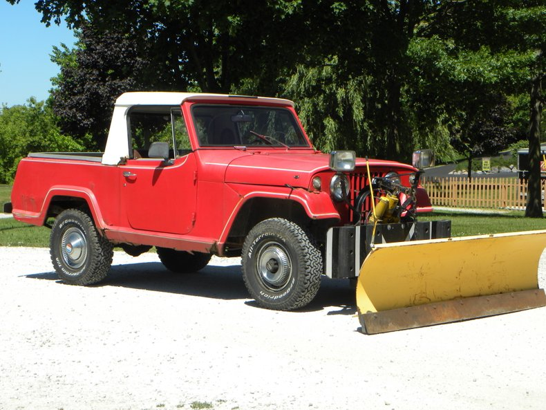 1967 Willys Jeep