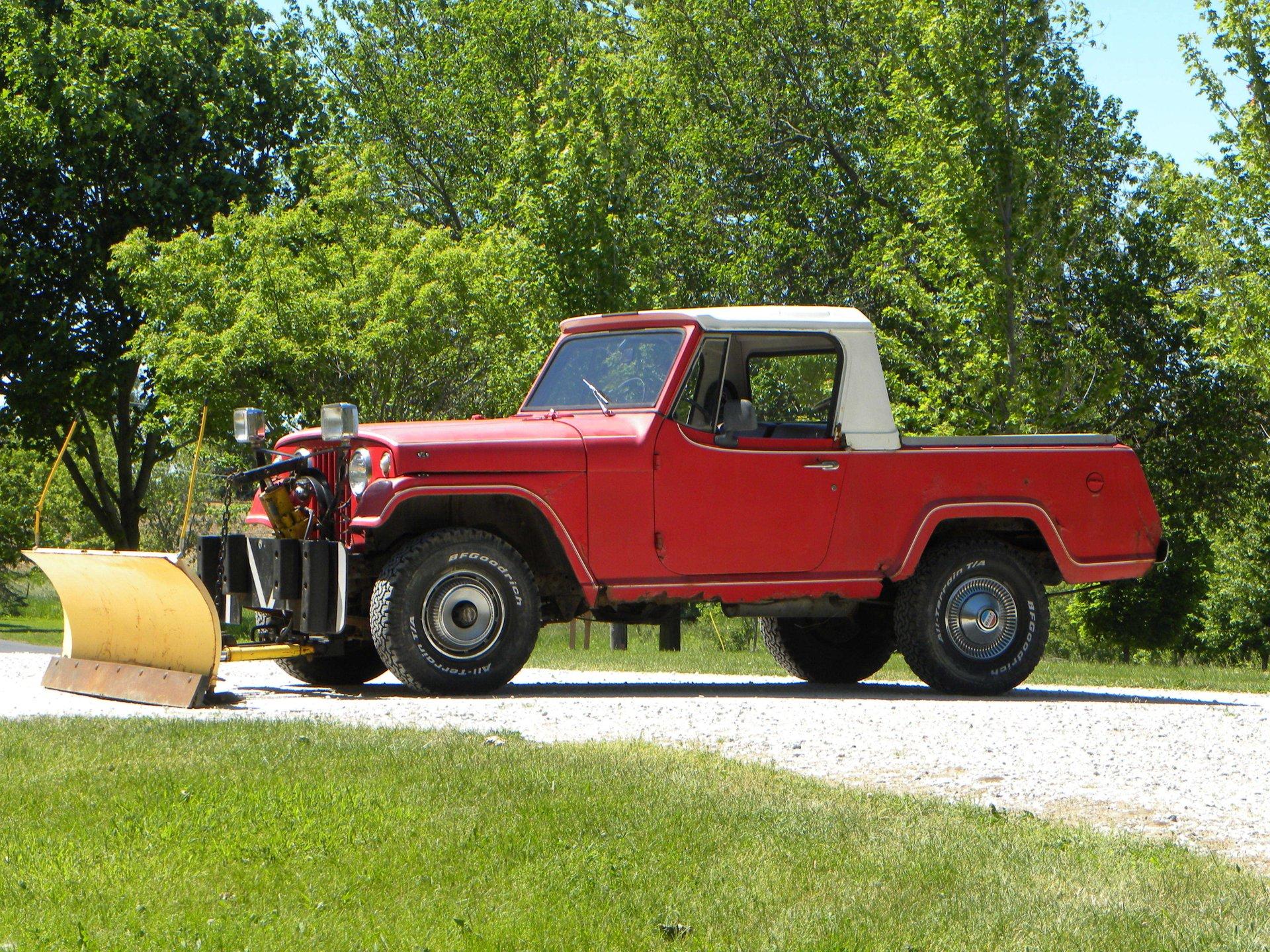 1967 willys jeep 4x4