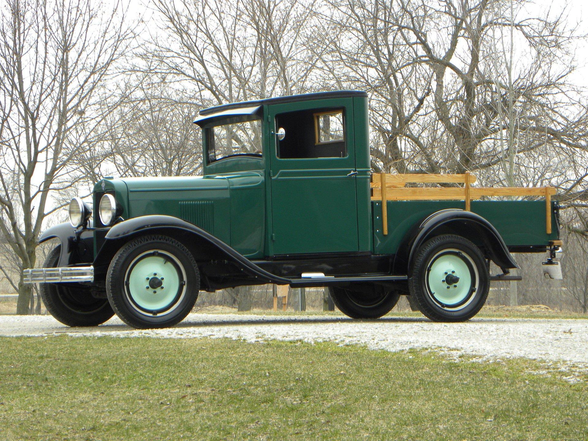 1930 chevrolet 1 2 ton pickup truck