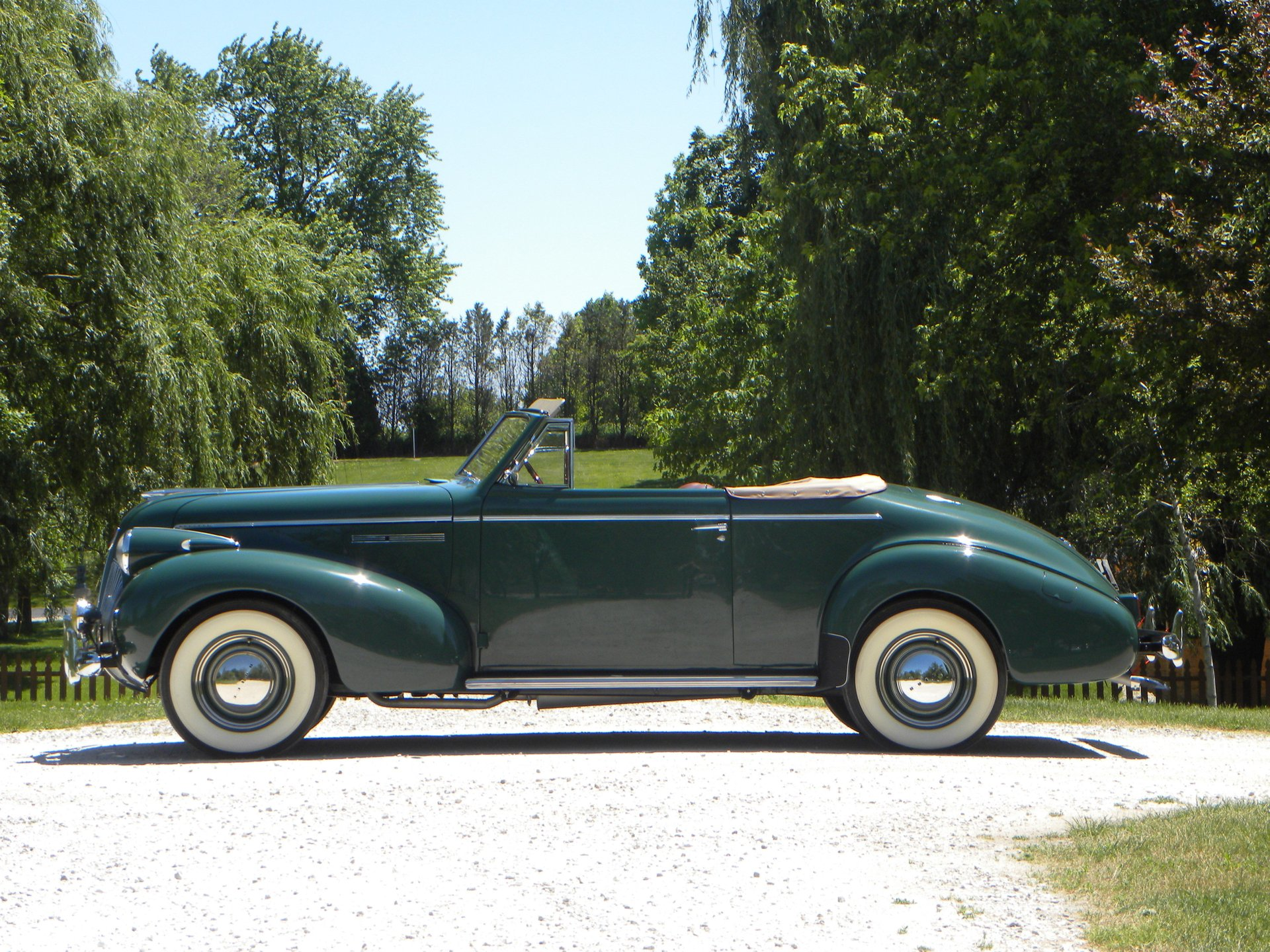 1939 buick 46c special convertible