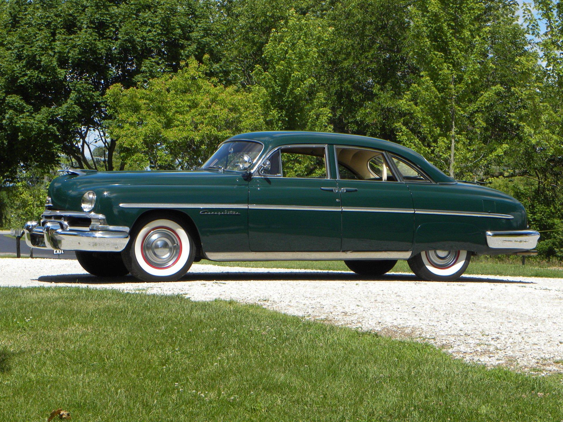 1951 lincoln cosmopolitan sport sedan