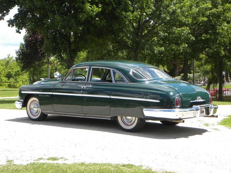 1951 Lincoln Cosmopolitan