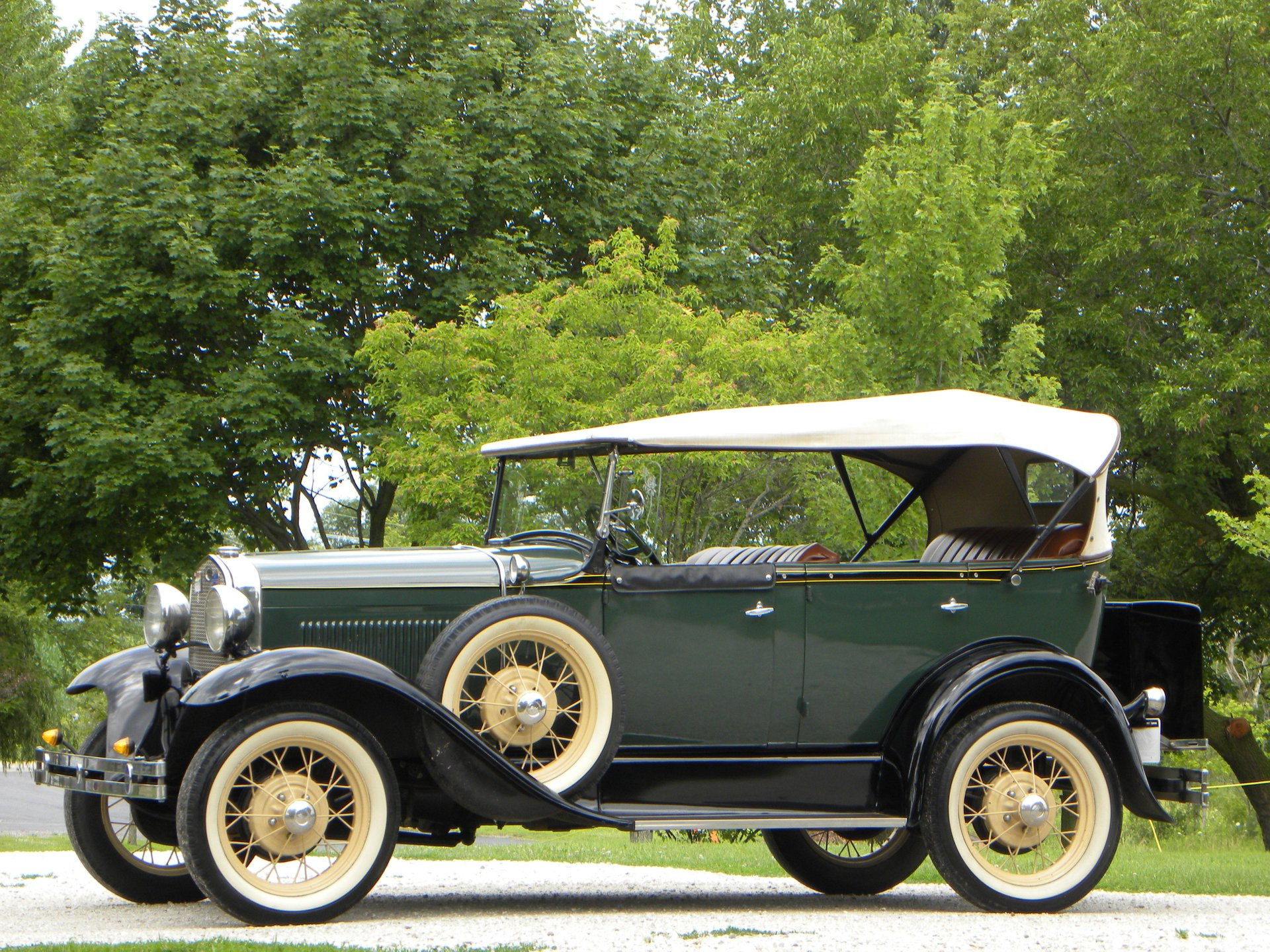 1930 ford model a phaeton