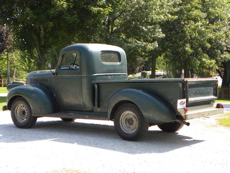 1945 Chevrolet 1/2 Ton