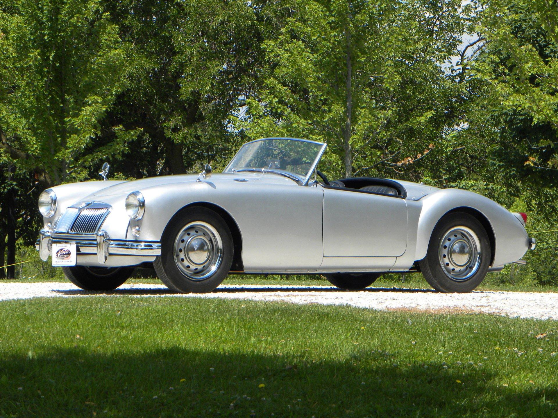 1959 mga 1600 roadster